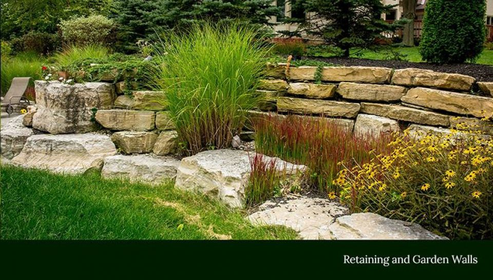 Retaining and Garden Walls